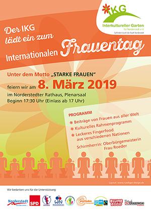 Frauentagsfeier IKG Norderstedt